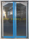Las puertas de PVC flexible de Tráfico