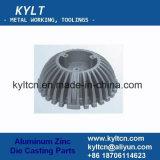 Erfahrenes gute Qualitäts-Soem passte Aluminium Licht-/Lampen-Shell des Druckguss-LED an