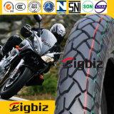 Calidad de la fábrica de encendido y apagado del camino de neumáticos de 110 / 90-17 Neumático de la motocicleta