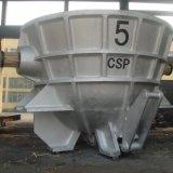 Сделано в баке шлака бросания стали углерода Китая