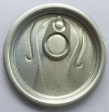 Tapa abierta parcial de la hojalata 300 para el petróleo de lubricante