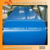 Heiß/walzte heißes eingetaucht galvanisiert vorgestrichenes/Farbe beschichtetes gewelltes Dach-Metallblatt-Baumaterial des Stahl-ASTM PPGI kalt