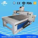 machine en bois de couteau de commande numérique par ordinateur de gravure de porte de 1300*2500mm Jinan