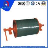 China-Hersteller-permanente magnetische Rolle für Wolfram-/Zinn-/Zink-/Leitungskabel-/Bauxit-/Titangoldsilber