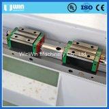 Machines de travail du bois intelligentes de commande numérique par ordinateur d'extérieur rotatoire des prix 1325-R de la Chine