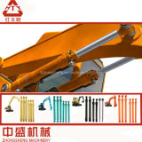 Cilindro hidráulico del brazo del excavador de Hitachi