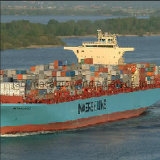 Meask Linie Schiff von Yantian/Chiwan//Guangzhou/Ningbo/Shanghai/Qingdao nach Marsaxlokk/Valencia/Barcelona/Fos