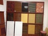 Portes en bois de Cabinets de cuisine d'aulne