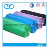 Bolso de basura plástico de la alta calidad con precio de fábrica