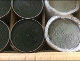Substrato metallico del metallo del favo del convertitore del catalizzatore per lo scarico di automobile