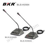 Microfono di congresso del cavo di Bls-H3504c/D