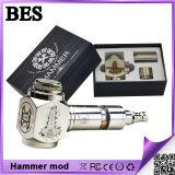 Spätestes Electronic Cigarette mit Hammer Mods für 18350/18650/18550 Battery für Health Electronic Cigarettes