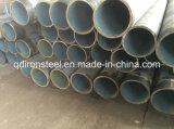 Tubo laminato a caldo dell'acciaio dolce da Material Q235B, S235jr, A106b