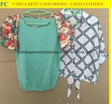 Verwendete Kleidung/zweite Hand-Kleidung/verwendete Kleidung/Fashiong und Shinning emballierte Kleidung (FCD-002)