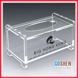 Boîte de tissus en acrylique (BX-7)