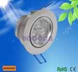 LED 3W Bridgelux LED de luz tenue, la aprobación RoHS Ceilinglight (CE) (BC-CA9045-3W)