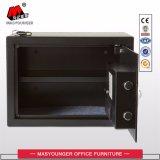 Venda Direta de fábrica de metal de uso doméstico pequena caixa de segurança