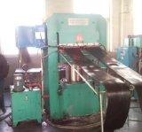 Banda transportadora de goma de vulcanización de prensa con una estructura de chasis