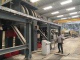 9000t presse hydraulique pour le Conseil de ciment en appuyant sur fibre optique