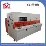 Machine de cisaillement de guillotine de faisceau hydraulique d'oscillation (QC12Y-4X2500)