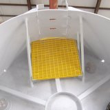 Belüftung-chemische Becken gebildet durch Fiberglas verstärkte Kunststoffe