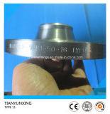 Flange da garganta da solda do aço de carbono En1092-1 Type11