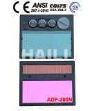 ANSI van Ce de Zonne Auto Verdonkerende Filter van de Helm van het Lassen (adf-200N)