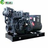 тепловозный генератор Hho завода электричества 55kw/69kVA с двигателем Shangchai
