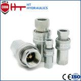 Naher Typ hydraulisches passendes Fabrik-Zubehör-hydraulisches Schnellkupplungs