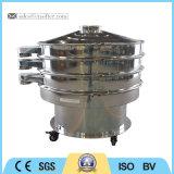 Vibro de Separator van de Zeef die voor Chemisch product, Ceramisch Voedsel wordt gebruikt, Mijnbouw
