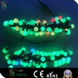 Высокое качество продукции многоцветный светодиодный индикатор шарового шарнира оптовой String фонари