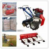 Weizenund Reisreaper-Dieselreis-Ausschnitt /Harvester