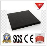 One Meter Square Rubber Tile / Rubber Paver