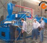 Collegare asciutto del cavo dello spreco di separazione che ricicla macchina