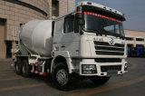 Shacman F3000 6X4 10m3の具体的なミキサーのトラック