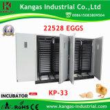 Incubateur automatique certifié par ce d'oeufs de Digitals de qualité
