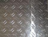 Aluminiumschritt-Platte