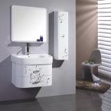 Hot Sale monté sur un mur Salle de bains en PVC Cabinet Sw-PVC8211