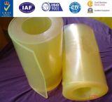 Feuille élastique en gros de polyuréthane d'usine