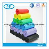 Heißer Verkaufs-Zoll gedruckter Plastikabfall-Beutel auf Rolle