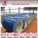 SGCC DX51d'acier galvanisé PPGI Bobine couleur