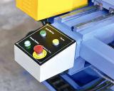 Пластина с ЧПУ перфорирование машины с маркировкой