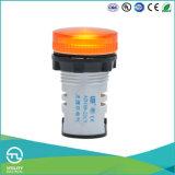 Lâmpada de sinal da lâmpada piloto de luz de indicador da lâmpada indicadora do diodo emissor de luz de Utl