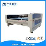 Máquina de corte e gravura a laser Muti Heads para tecido