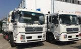 Dongfeng 6000에서 8000 M2 자동 진공 스위퍼 도로 트럭
