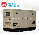 petit groupe électrogène diesel de bonne qualité de moteur de 4jb1 Isuzu