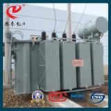 저온 상승 35kv Oil-Immersed 배급 변압기