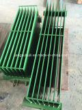 radiateur immergé dans l'huile du transformateur 2000kVA