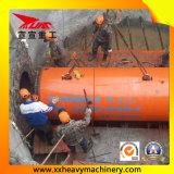 機械生産の機械装置を持ち上げる石の地球のバランスの管