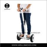 10 بوصة 2 عجلة لوح التزلج كهربائيّة [هوفربوأرد] مع ركبة تحكّم